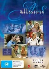 ALL SAINTS: 2007: SEASON ELEVEN [10 DVD BOX SET] ELEVENTH SERIES 11, played once