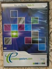 Men And Women Media Kit 2 Disc CD Set with DVD Files Creative Pastors Ed Young