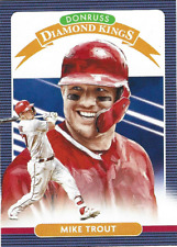 2020 DONRUSS SINGLES W/RC'S & VARIATIONS ***YOU PICK*** #'S 1 - 130