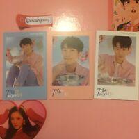 BTOB Eunkwang 7 Years Members Official Polaroid Set KPOP PHOTOCARD