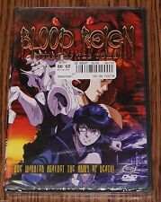 Blood Reign: Curse of the Yoma (DVD, 2001) Action R1 Takashi Anno DVD BRAND NEW