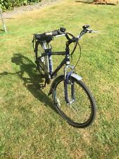 Skyline I zip electric bike in blue and great condition