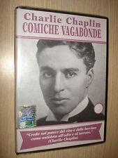 DVD CHARLIE CHAPLIN COMICHE VAGABONDE VITA DA CHARLOT