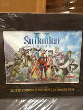 Suikoden V Limited Edition Art Cell