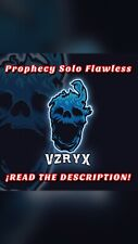 Prophecy Dungeon Solo Flawless Guaranteed (XBOX and CROSS SAVE) 100% GUARANTED