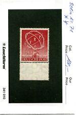 Berlin Michel Nr. 71 postfrisch ** vom Unterrand