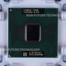 Intel Core Duo T2700 (LF80539GF0532MX) SL9JP CPU 667/2.33 GHz 100% Work