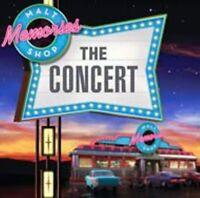 New: VARIOUS ARTISTS - Malt Shop Memories The Concert CD