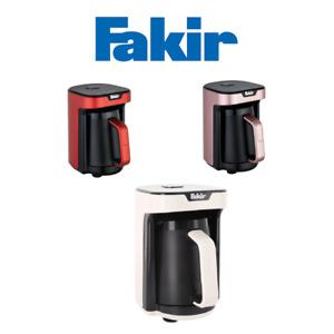 FAKIR Mokka Maschine Kaave Mono 280 ml One-Touch Luminasense Technologie