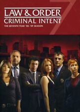 Law & Order - Criminal Intent: The Seventh Year [New DVD] Full Frame, Dolby
