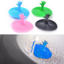 Hot SaleWashroom Hand Shape Sink Plug Water Rubber Sink Bathtub Stopper MW