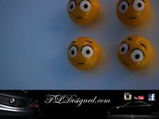"""""""GUILTY"""" TYRE/Tire Wheel VALVE Caps Holden Ve vf hsv"""