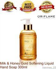 ORIFLAME Milk & Honey Gold Softening Liquid Hand Soap 300ml 31603 NEW*