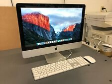 21.5 inch Macintosh iMac (Mid-2011, 500GB, 2.5GHz) with Keyboard and Magic Mouse