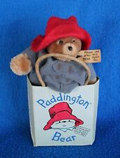 Paddington Bear in Eden Gift Bag 1987 VINTAGE