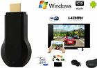 Chiavetta HD come Chromecast.Dongle Wifi Display Mirror TV Airplay HD Streaming