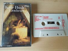 Kate Bush Lionheart Cassette Tape - 1978 - Fully play tested