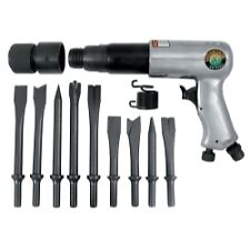 MOUNTAIN MTN7330 - 2500mm Long Barrel Air Hammer with 9 pc chisel set