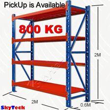 2*0.6*2m Steel Garage Storage Warehouse Rack Shelves Shelving Racking 4-2020BO