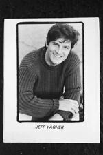 Jeff Yagher - 8x10 Headshot photo w/ Resume - Aeon Flux