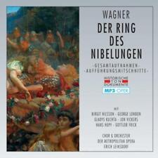 Wagner - Der Ring Des Nibelungen-MP3 Oper *2 MP3-CD*NEUWERTIG*