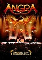 Angra - Angels Cry (20th Anniversary Live) Nuovo DVD