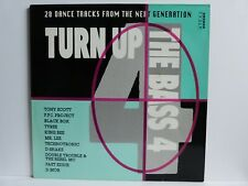 Turn Up The Bass 4 - Vinyl Doppel LP – Sampler