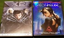 X2 / Aeon Flux Dvds