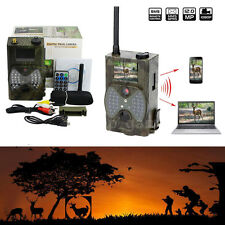 HC-300M HD Hunting Trail Digital Camera Video Animal Scout Infrared 12MP GSM MMS