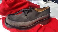 Bally suede vintage men shoes size 6.5UK / 7.5 US /41 Euro