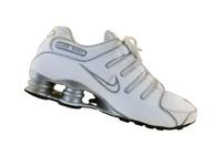 Nike Shox 366363-111 running outdoor sports Size 8.5