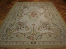 High Knotted 6x9 FRench Aubusson NEW Rug KPSI 300