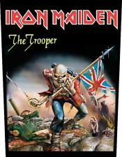 IRON MAIDEN THE TROOPER Patch arrière 602026 #