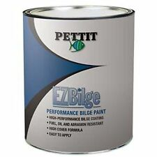 Pettit EZ Bilge- Gray Bilge Paint - Quart