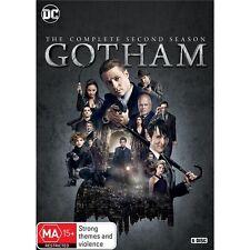 GOTHAM-Season 2-Region 4-New AND Sealed-6 DVD Set-TV Series