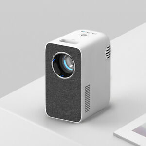 US 4500 Lumen WIFI Projector 1080P Native Home Theater HDMI USB Video Projector
