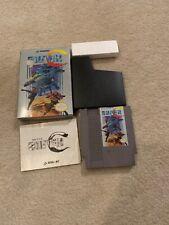Nintendo Nes Game Super C Complete In Box CIB
