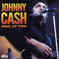 Johnny Cash Ring of fire (compilation, 1987-91/95) [CD]