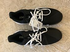 NEW Adidas Women's COURTJAM BOUNCE black & white Tennis Shoes Size 11.5