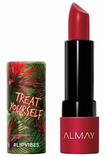 Almay Treat Yourself 170 Matte Red Lipstick 0.14oz