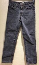 CABI Jeans Stretch Skinny Style # 202 Dark Wash Womens Size 0