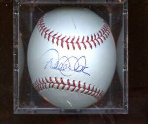 Derek Jeter Single Signed Official MLB Selig Baseball