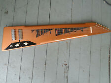 Vintage Silvertone Stratotone Dearmond style Lap Steel Guitar