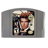 GoldenEye 007 (Nintendo 64, 1997)- Cart Only Authentic Tested & Cleaned