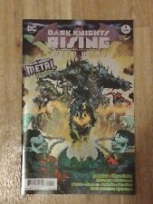 Dark Knights Rising - The Wild Hunt #1 by Grant Morrison