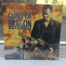 Guns of Dragon Feature Film & UK Laserdisc Cat Ee1045