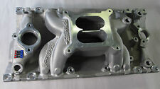 NEW In The Box Edelbrock 7516 RPM Air-Gap Vortec Intake Manifold