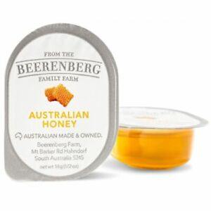 Beerenberg Australian Honey 14G x 48 individual portions