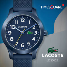Lacoste Blue Children Analog Casual MOON 2030002