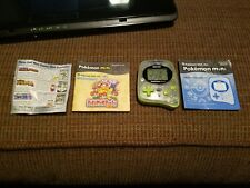 Nintendo Pokemon Mini Console MIN-001 US + POKEMON PARTY GAME - FREE SHIPPING